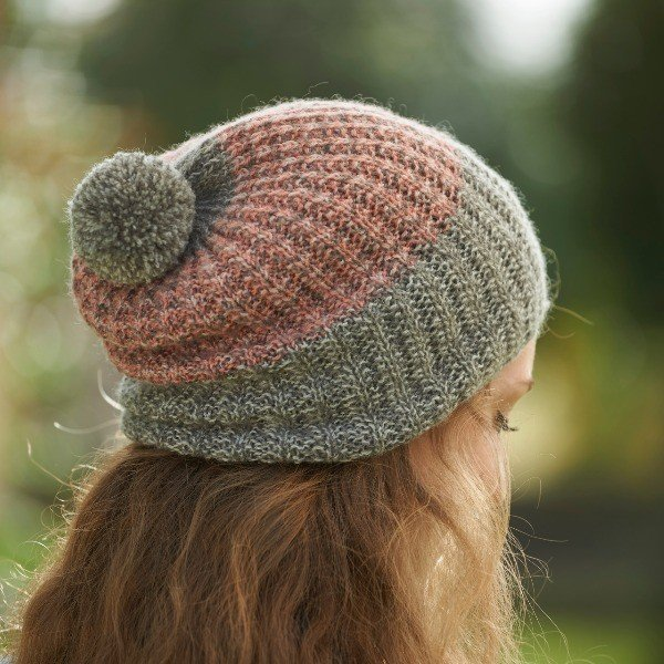 Atoll Hat Blacker Yarns Free Pattern