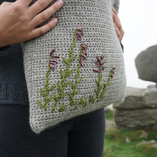 Belstone Cushion Crochet Pattern