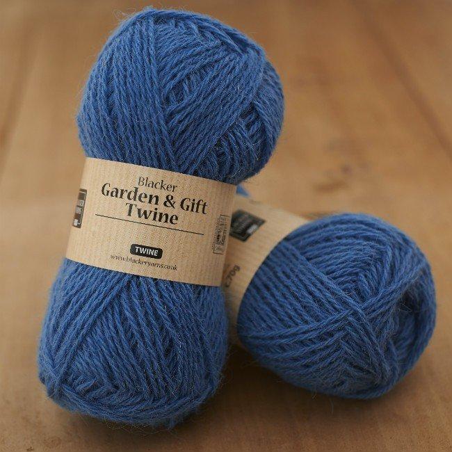 Blacker Yarns Blue Garden Twine