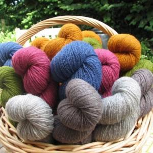 Yarn by Colour