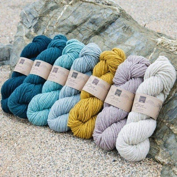 Blacker Yarns Cove Knitting Yarns