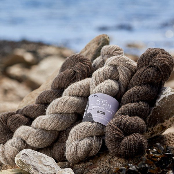 Blacker Yarns St Kilda Laceweight Yarn