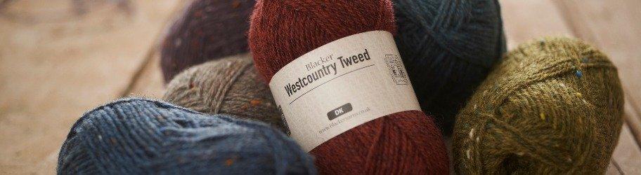 Blacker Yarns Westcountry Tweed