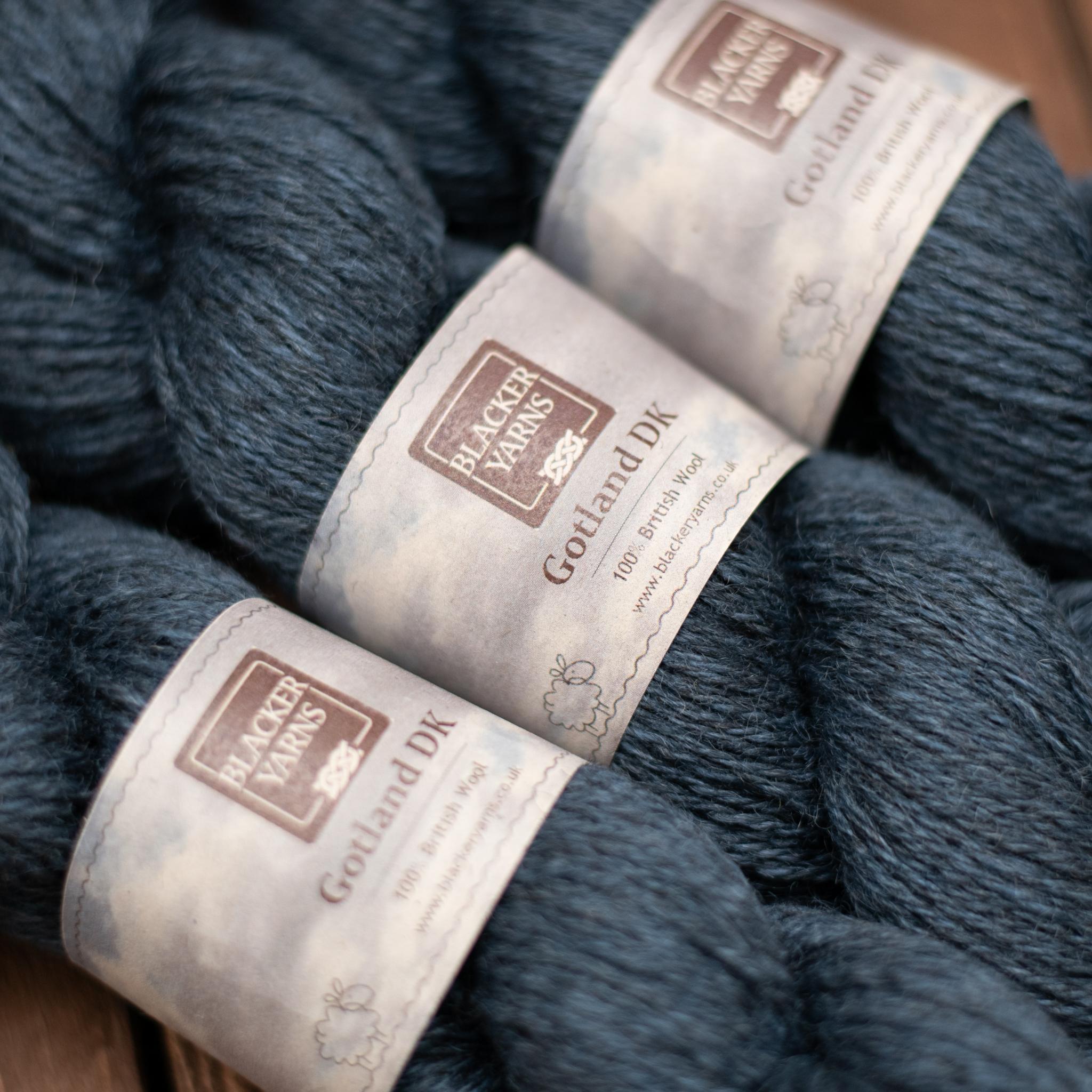 Blackeryarn Gotland SHOWER2 - Blacker Yarns