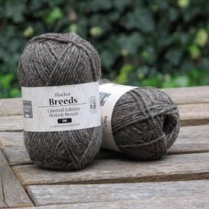 Blended Ryeland - Blacker Yarns