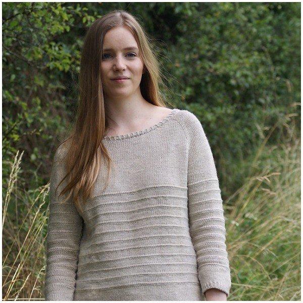 Bonfire Sweater by S2 - Blacker Yarns