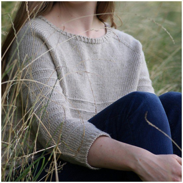 Bonfire Sweater by Sustainablist - Blacker Yarns