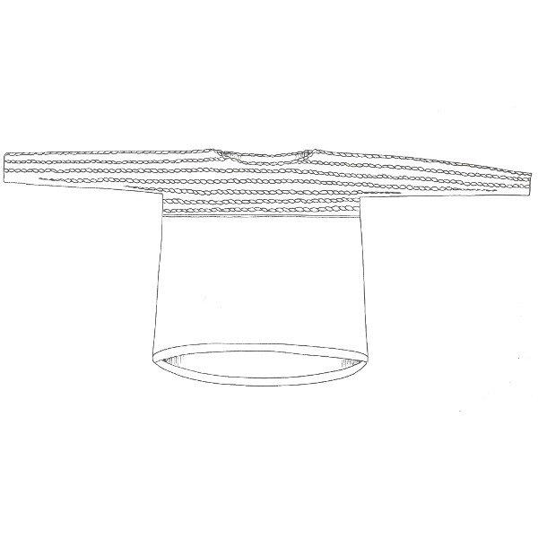 Bowmont Jumper Outline - Blacker Yarns