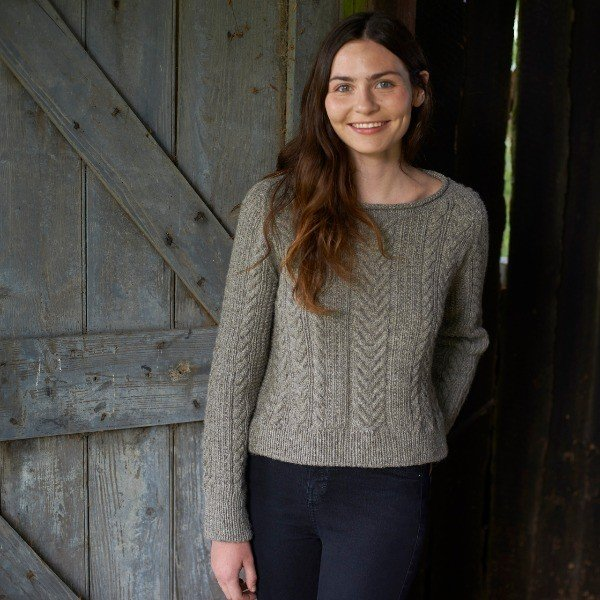 Caradon Hill Jumper Free Pattern
