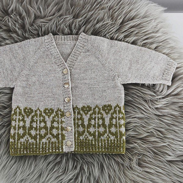 Conifer Cardigan by Ella Austin - Blacker Yarns