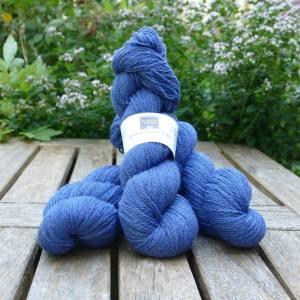 Cornish Garden dyed Trebah 3-ply yarn