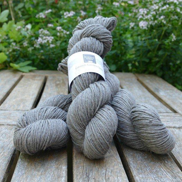 Cornish Garden dyed Tremenheere Sport yarn