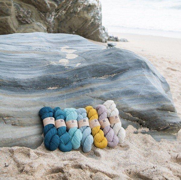 Cove Diamond Coloured Yarns - Blacker Yarns