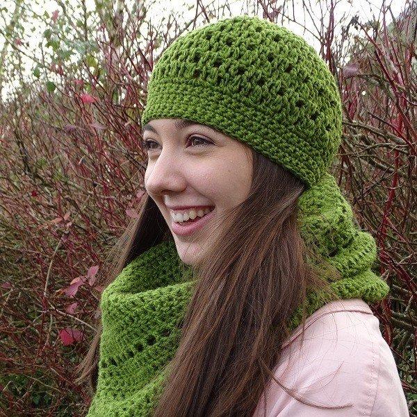 Crochet Pull-on Hat Free Pattern