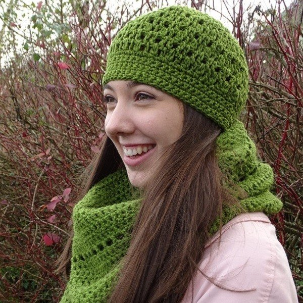 Crochet pull on hat Project Kit5 - Blacker Yarns