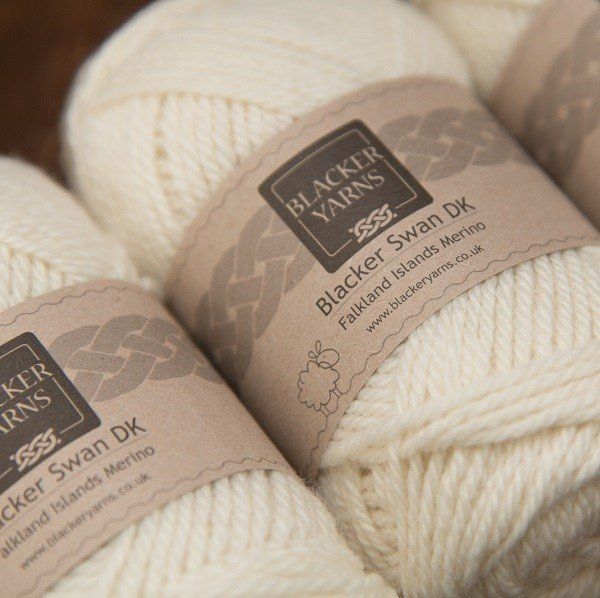 Dusty Miller DK - Blacker Yarns