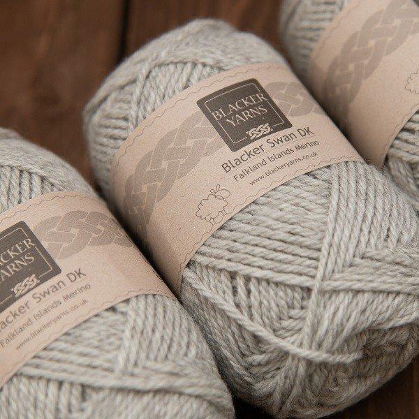 Ivory Pale Maiden DK - Blacker Yarns