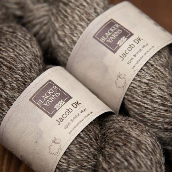 Jacob Granite Marl Yarn DK - Blacker Yarns
