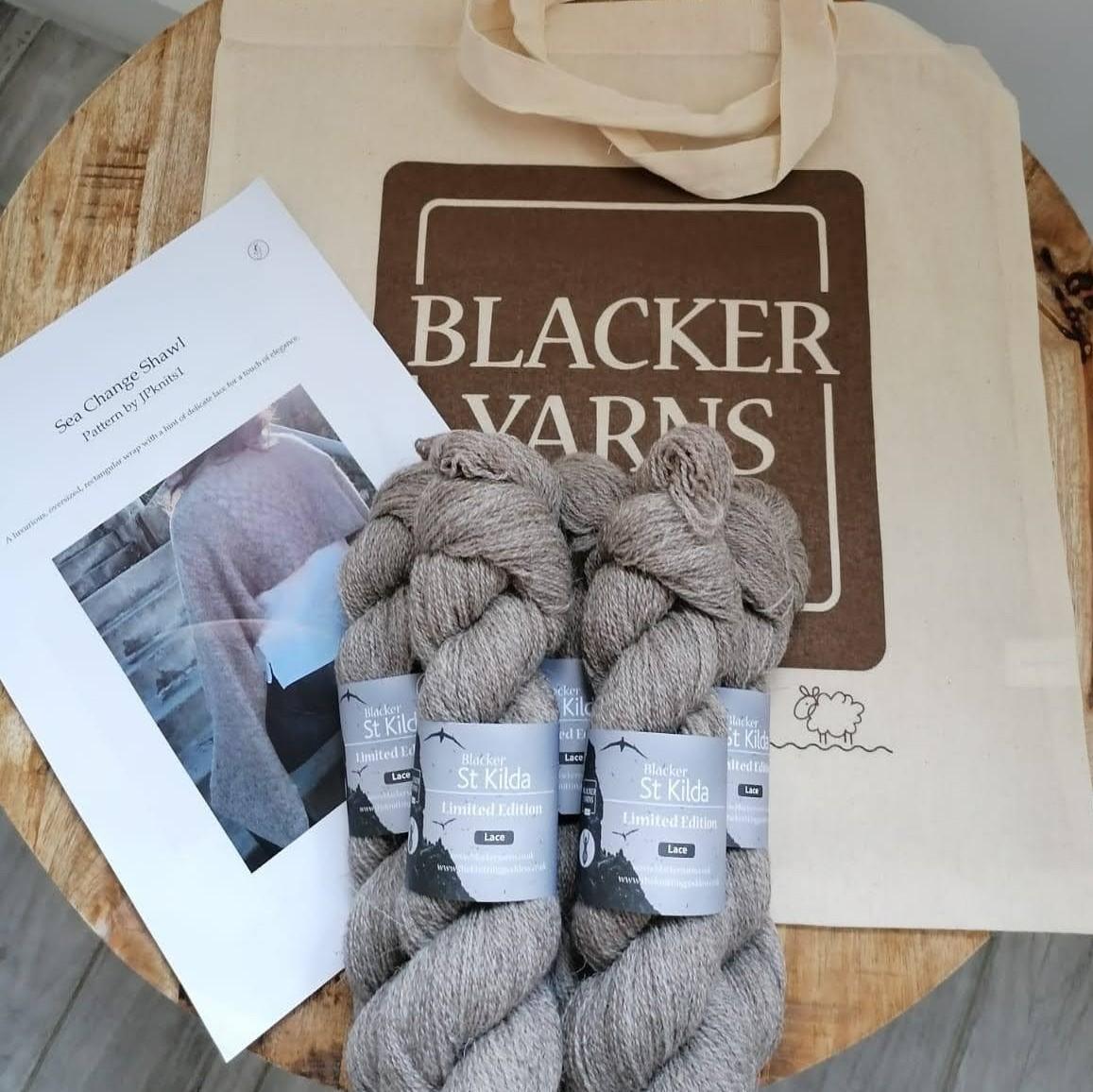 Kit - Blacker Yarns