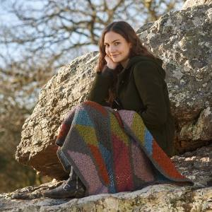 Lillery's Cove Blanket Free Pattern