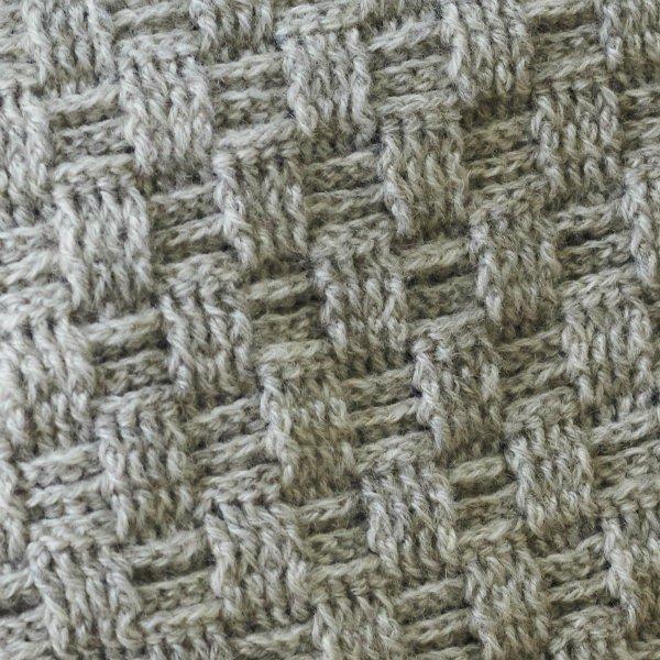 Long Rock Cushion Cover - Blacker Yarns