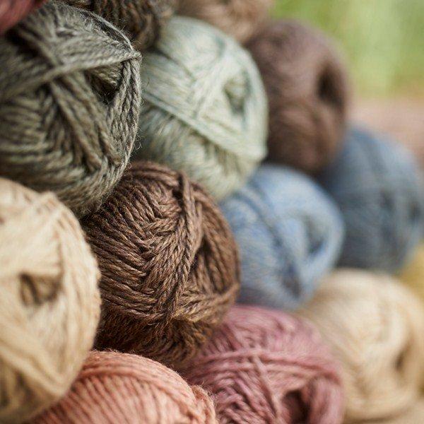 Lyonesse over dyed DK yarns - Blacker Yarns
