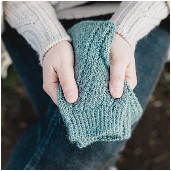 Meltemi Socks by S3 - Blacker Yarns