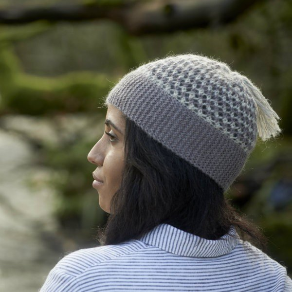 Piskey Hat Knitting Pattern from Blacker Yarns