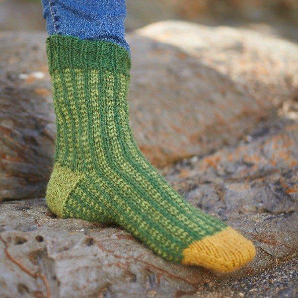 Polgooth Socks - Blacker Yarns