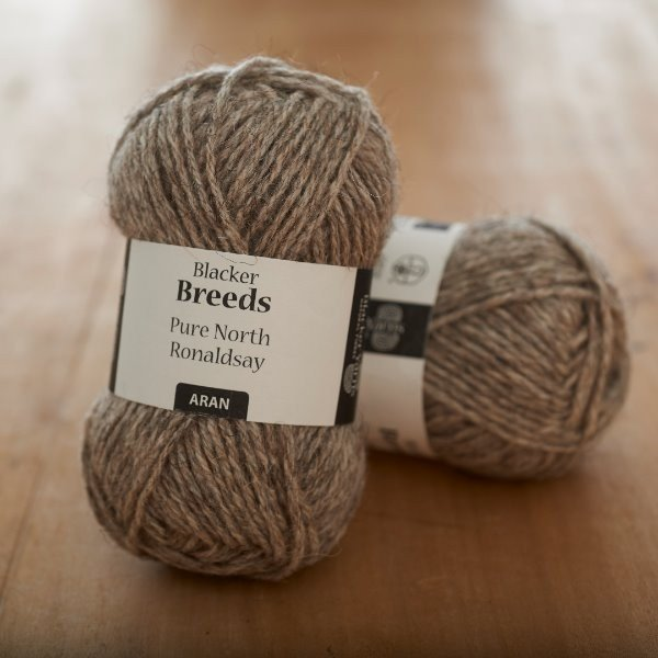 Pure North Ronaldsay - Blacker Yarns