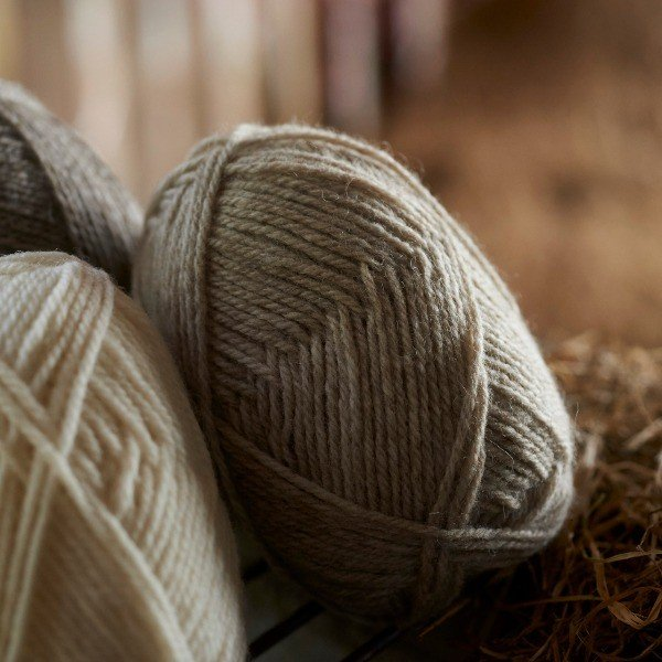 Pure Shetland DK yarns - Blacker Yarns