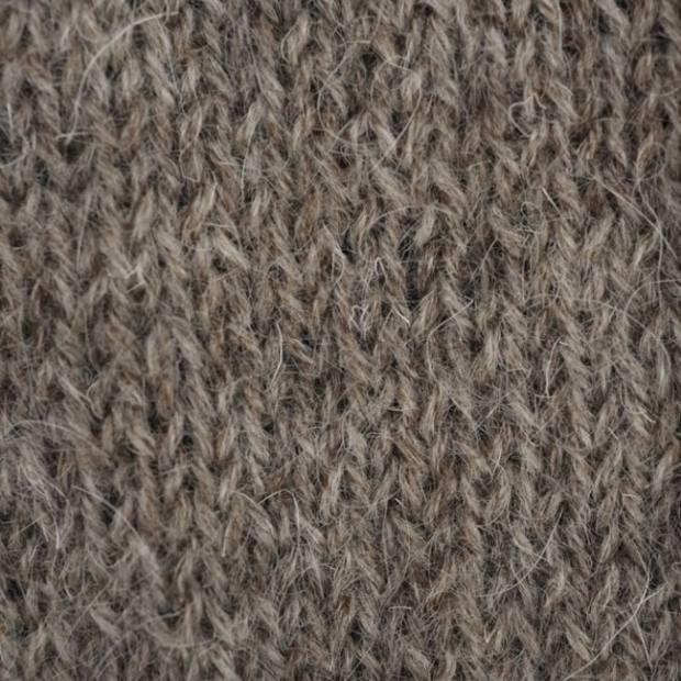 Pure Texel DK Grey 2 - Blacker Yarns