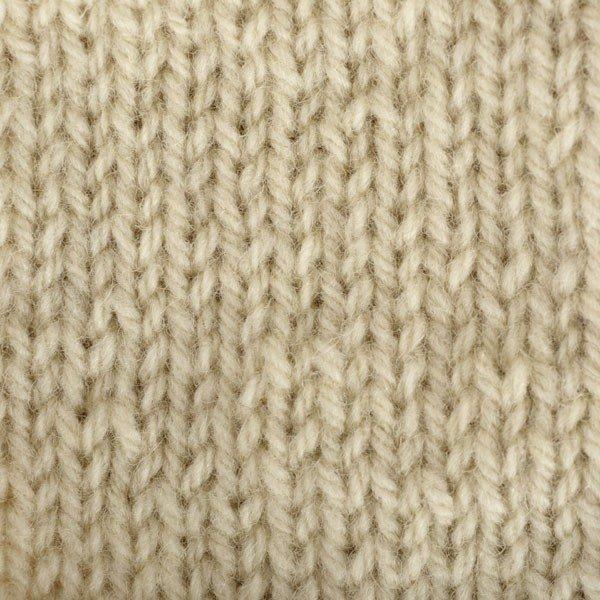 Pure Texel DK White Yarn1 - Blacker Yarns