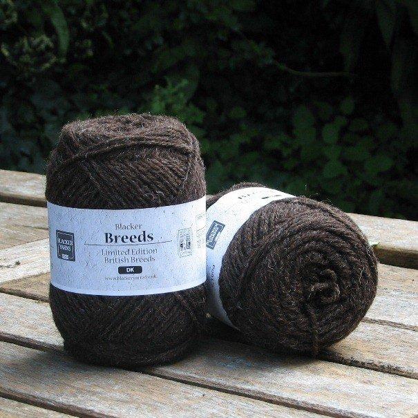 Pure Texel DK Yarn - Blacker Yarns