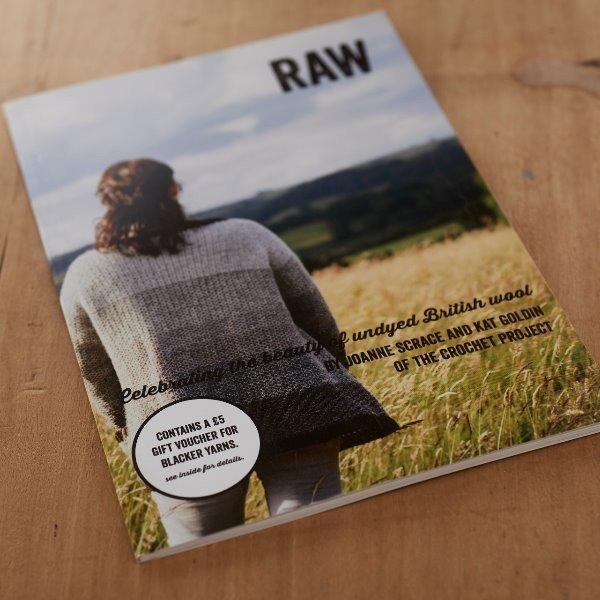 Raw by the Crochet Project - Blacker Yarns