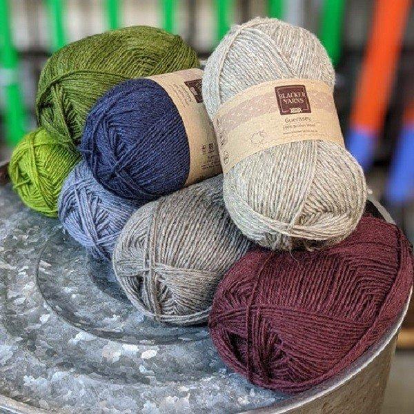 Romney Guernsey British Knitting Yarn