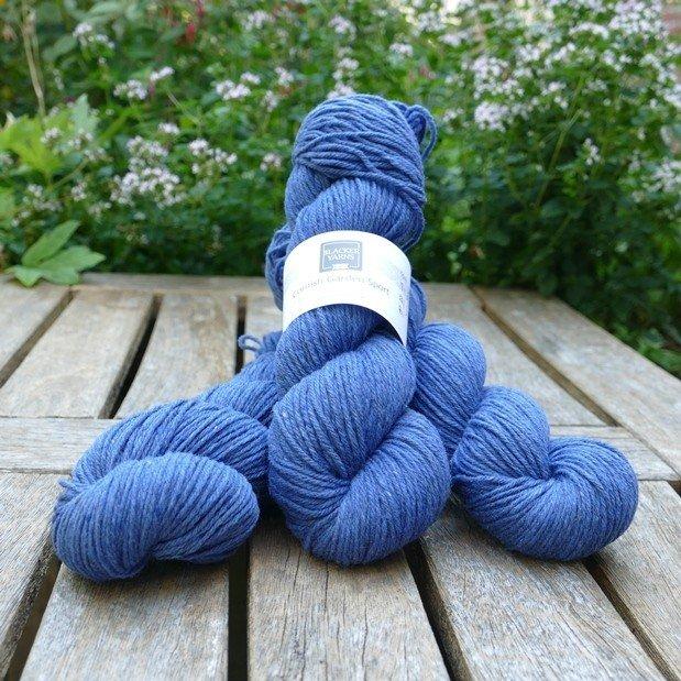 Rundlestone Crochet Shawl Project Kit8 1 - Blacker Yarns