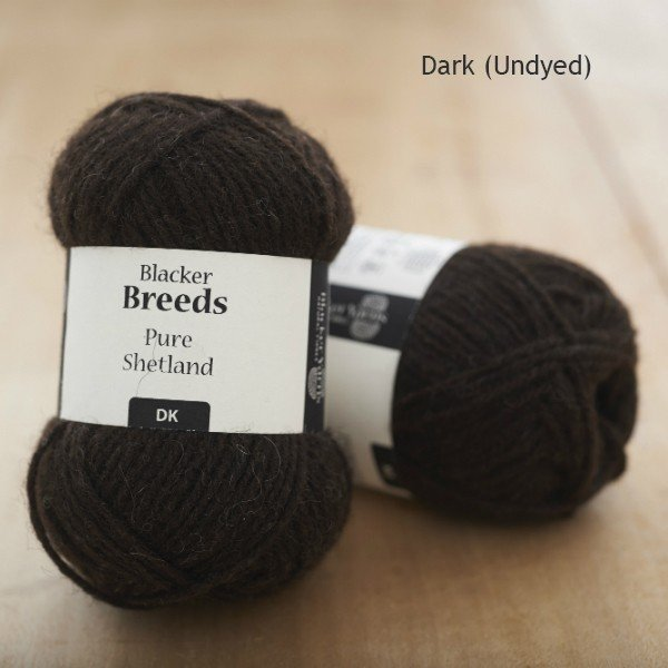 Shetland Stock 4 - Blacker Yarns