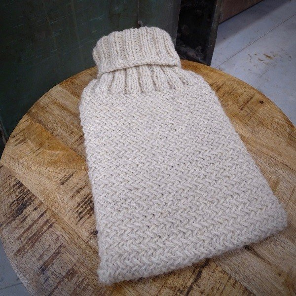 Silverdale Cosy Hot water Bottle Cover solo