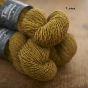 Tamar Lustre Blend DK, Camel old gold