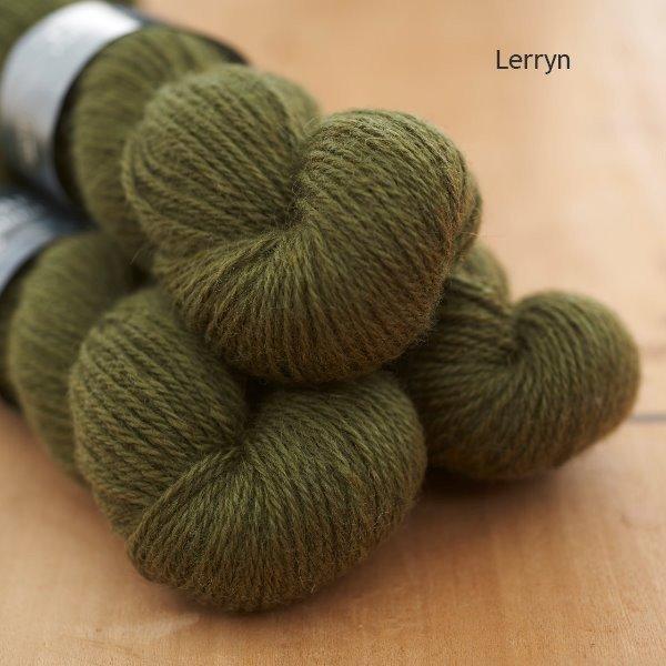 Tamar Lustre Blend DK, Lerryn green