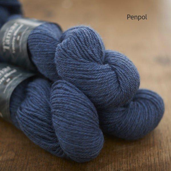 Tamar Lustre Blend DK, Penpol blue