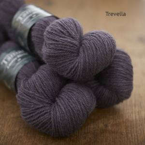 Tamar Lustre Blend DK, Trevella deep purple