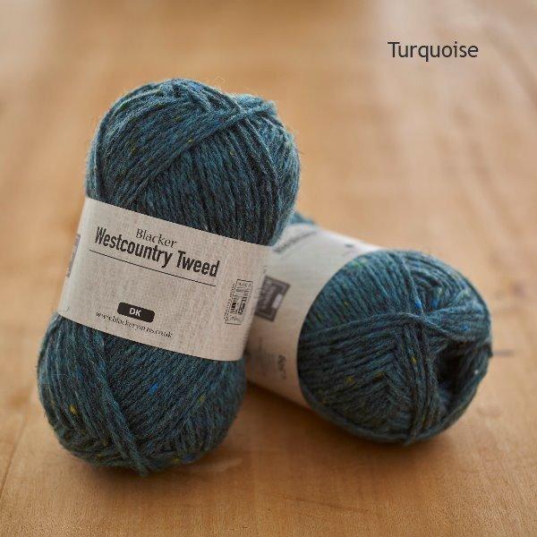 TurquoiseWestcountry - Blacker Yarns
